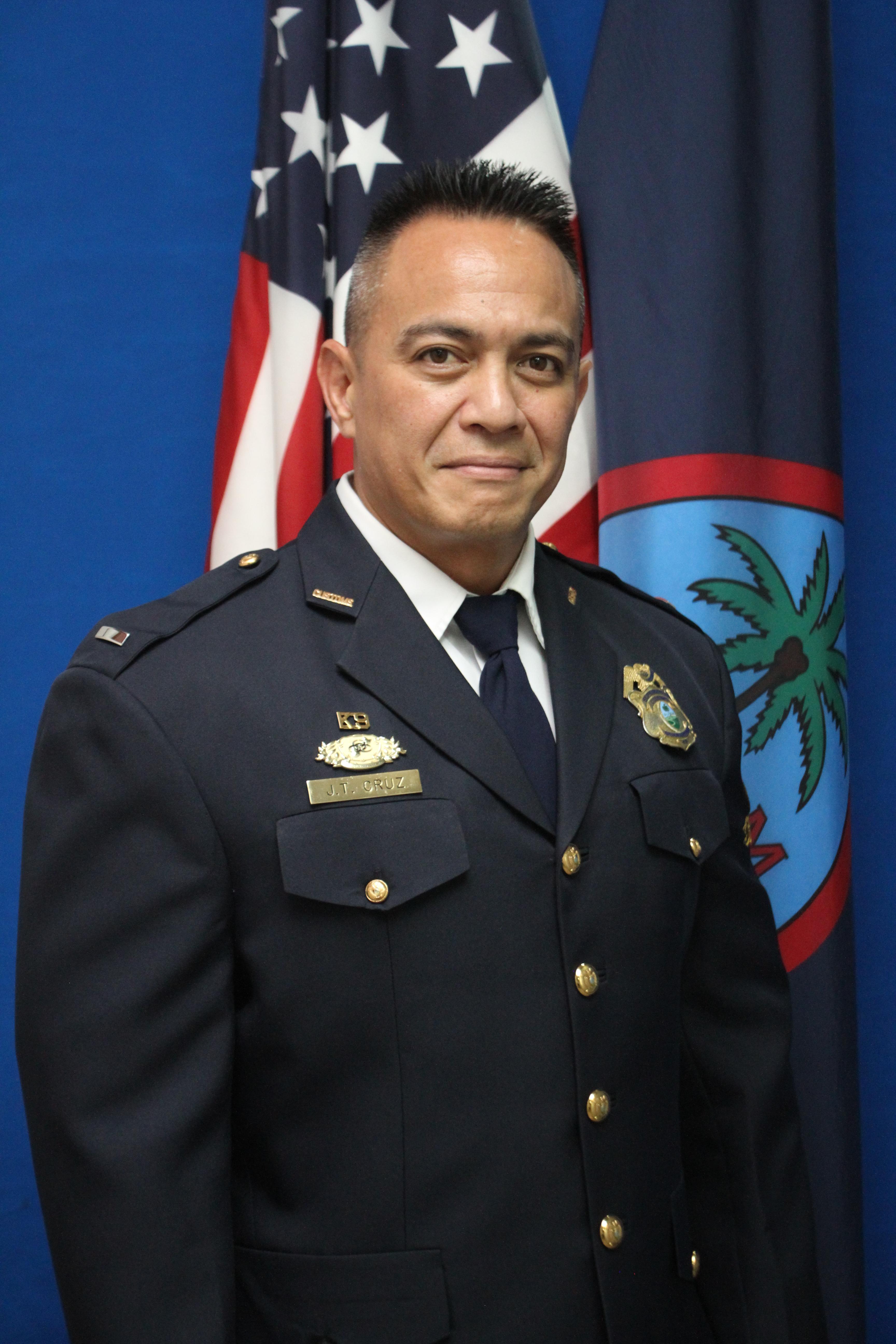 Colonel Joey T. Cruz